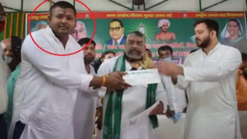 तेजस्वी-तेजप्रताप और रामविलास पासवान के दामाद पर हत्या का केस,राजद नेता मर्डर मामले में दर्ज हुआ मुकदमा