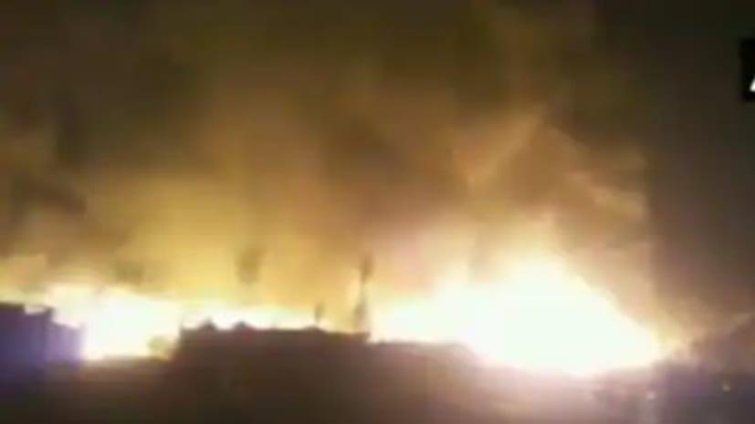 कपड़े के गोदाम में बॉयलर ब्लास्ट के बाद लगी आग... 9 लोगों की मौत 12 घायल...PM ने जताया शोक