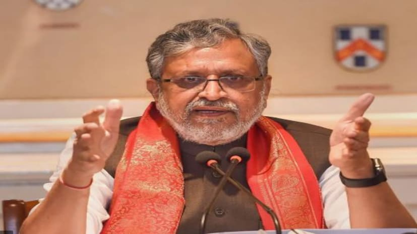 निर्विरोध चुने जाएंगे सुशील मोदी, राजद ने कसा तंज, कहा- बिहार सुशील कुमार मोदी से मुक्ति चाहता है