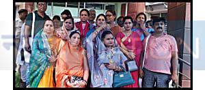 अपमान से क्षुब्ध होकर बिहार के जिलापरिषद अध्यक्षों ने कार्यक्रम का किया बहिष्कार, अधिकारियों पर अपमानित करने का आरोप