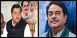 शत्रुघ्न सिन्हा के बयान पर बीजेपी का हमला, कहा-देश बांटने वाले का गुणगान करना शर्मनाक