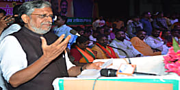 सुशील मोदी बोले- लालू प्रसाद की परेशानी के लिए राहुल गांधी जिम्मेवार