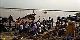 गंगा में डूबने से युवक की हुई मौत, परिजनों का रो-रोकर बुरा हाल