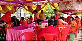 रुबन हॉस्पिटल की सराहनीय पहल : कांवरियों के लिए स्वास्थ्य शिविर का किया आयोजन