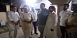 रात के अंधेरे में पूर्व मुख्यमंत्री जीतनराम मांझी से मिले पप्पू यादव, चर्चा तेज