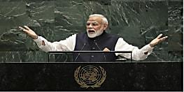 PM मोदी का UN में आतंकवाद पर करारा हमला, बोले- हमने दुनिया को युद्ध नहीं, बुद्ध दिए