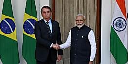भारत-ब्राजील बिजनेस फोरम की आज होगी शुरुआत, दोनो देशों के बीच रिश्तों में आएगी मजबूती