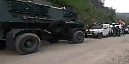 जम्मू-कश्मीर में सुरक्षाबलों के साथ मुठभेड़ में 4 आतंकी ढेर,ऑपरेशन जारी....