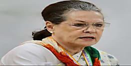 सोनिया गाँधी ने बिहार की जनता से की अपील कहा- महागठबंधन का साथ दें, बिहार की सरकार अहंकार में डूबी गई है