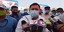 नीतीश कुमार के बयान पर बढ़ता विवाद, तेजस्वी ने साधा निशाना कहा- मेरे बहाने नरेन्द्र मोदी पर कर रहे हैं वार