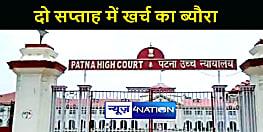 पटना हाईकोर्ट ने पाटलिपुत्र स्टेशन से जुड़ने वाली सड़कों पर होने वाले व्यय का ब्यौरा मांगा, दो सप्ताह का मिला समय