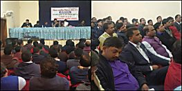 बिहार के बीडीओ 1 फरवरी से अनिश्चितकालीन अवकाश पर जाने को लेकर अड़े,  आंदोलन सफल बनाने को लेकर संघ ने बनाई रणनीति