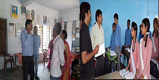 पूरे बिहार में हाई स्कूलों और प्लस-टू विद्यालयों की हो रही औचक जांच, निदेशक ने गठित की है 225 टीम