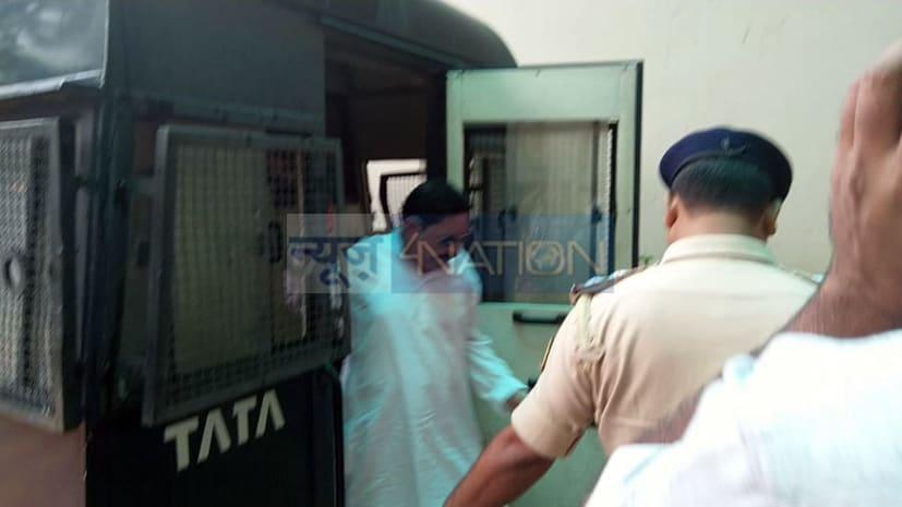 बाहुबली विधायक अनंत सिंह को रिमांड पर लेकर गई पुलिस, गर्दनीबाग थाने में हो रही है पूछताछ