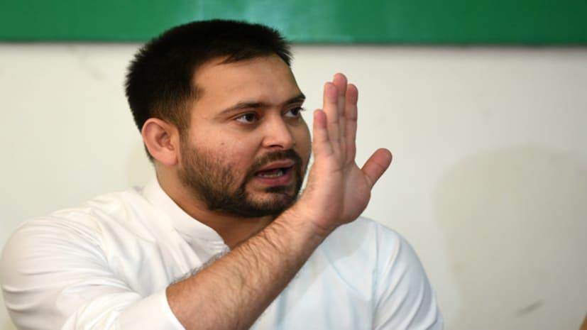 तेजस्वी का PM मोदी पर अटैक, नीरव मोदी और ललित मोदी के बहाने घेरा