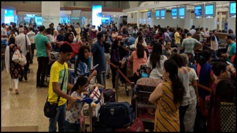 एयर इंडिया का सर्वर ठप, देशभर में कई उड़ानें हुई प्रभावित, सैकड़ों यात्री फंसे