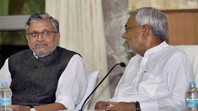 सुशील मोदी ने सीएम नीतीश को अपना निर्णय बदलने की दे डाली सलाह, कहा- लोकसभा चुनाव में धारा 370 हटाने का मिला है मैंडेट
