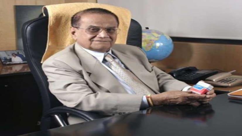 संप्रदा बाबू को श्रद्धांजलि....45 साल पहले 1 लाख रू से एल्केम कंपनी शुरू की थी,1.2 अरब डॉलर से अधिक की हो गई संपत्ति