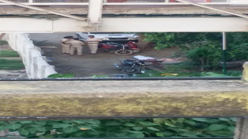 राजेंद्र नगर टर्मिनल पर लाश मिलने से सनसनी, मौके पर पहुंची पुलिस