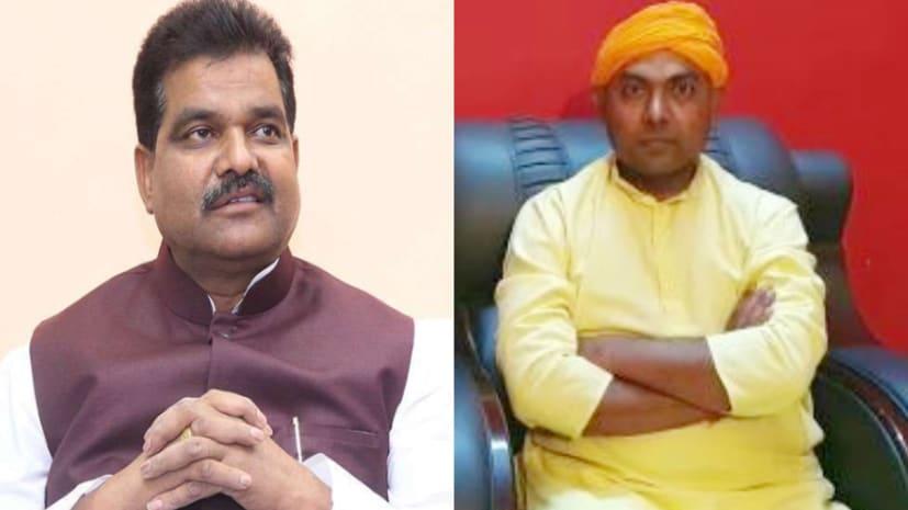 दरौंदा विस सीट को लेकर बीजेपी के पूर्व MP और जेडीयू सांसद पति आमने-सामने,JDU प्रत्याशी ने बीजेपी नेता को बताया मानसिक रूप से दिवालिया