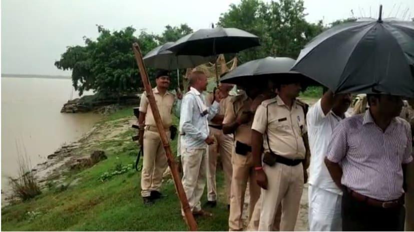 बाढ़ के खतरे को लेकर अधिकारियों की छुट्टियां रद्द, जिलाधिकारी ने जारी किया आदेश
