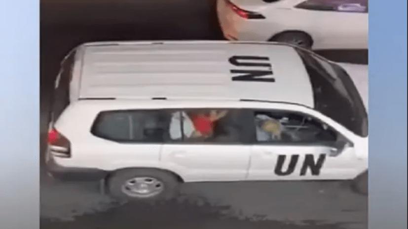 अधिकारी का कार वाला सेक्स वीडियो वायरल, कार की खिड़की ने खोल दी पोल