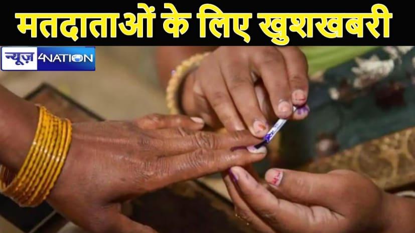 मतदाताओं के लिए खुशखबरी: इन दस्तावेजों के साथ भी कर सकते हैं मतदान