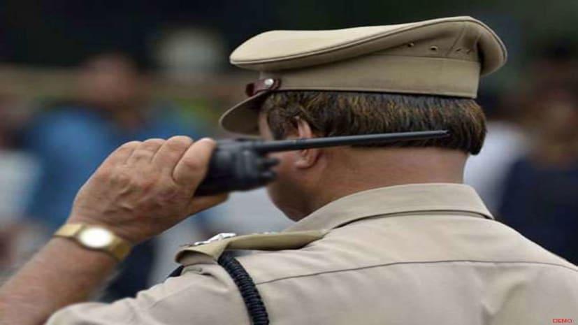 बिहार के एक DSP पर सरकार का एक्शन, केस के अनुसंधान में गड़बड़ी का आरोप