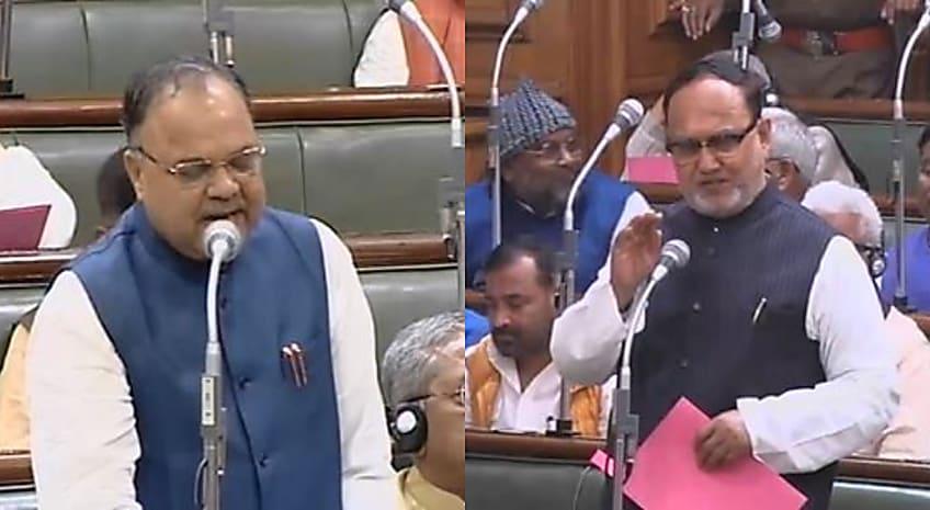 विधानसभा में फंस गए भूमि सुधार मंत्री,राजद विधायक सिद्दिकी के सवाल का नहीं दे पाए जवाब..बचाव में उतरे नंदकिशोर यादव