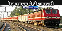 BIHAR NEWS: जल के बढ़ते स्तर का असर, बिहार की कई ट्रेनों का रूट बदला, कई को किया गया शॉर्ट टर्मिनेट