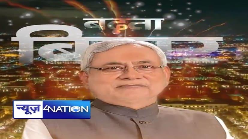 बिहार चुनाव से पहले CM नीतीश के लिए JDU ने जारी किया नया गीत, कदम कदम बढ़ावा हो-विकास गीत गावा हो....