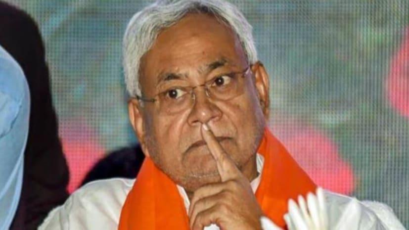 नीतीश कुमार का बड़ा बयान, कहा- मैं नहीं चाहता था सीएम बनना, बीजेपी के आग्रह पर बना सीएम