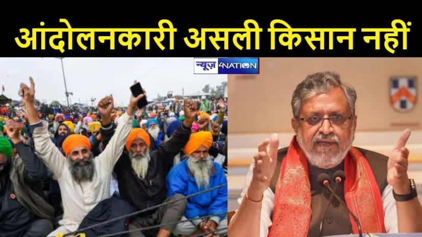 बोले मोदी, दिल्ली में आंदोलनकारी किसानों को असली किसान नहीं कह सकते