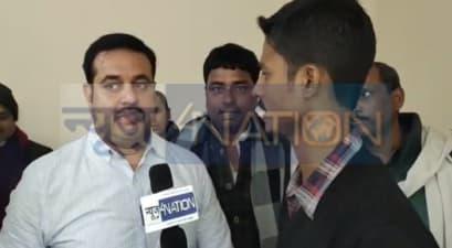 नवादा सांसद चंदन सिंह का ऐलान, RJD की सरकार बनेगी तो राजनीति से ले लूंगा संन्यास