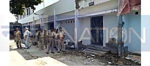 बिजली के लिए कोर्ट हाजत में कैदियों ने किया जमकर हंगामा, आंदोलन की दी धमकी