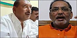 बीजेपी  के एक विधायक ने कृषि मंत्री राधामोहन सिंह की तुलना 'भगवान श्रीकृष्ण' से की...