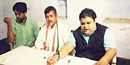 कांग्रेस अध्यक्ष राहुल गाँधी को मनाने का दौर जारी, अब किशनगंज में कार्यकर्ताओं ने लिखी खून से चिठ्ठी