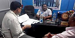 ग्लेज इंडिया कंपनी पर कार्रवाई जारी, कागजात और उत्पादों की हुई जांच, दो दिन पूर्व हुई थी प्रबंधक सहित छह की गिरफ्तारी