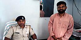शराब के नशे में राजनीतिक पार्टी का नेता गिरफ्तार, पुलिस ने भेजा जेल