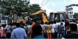क्लीन जहानाबाद : शहर को अतिक्रमण मुक्त करने से लिए चला प्रशासन का डंडा