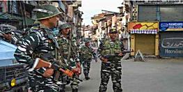 जम्मू-कश्मीर में आतंकियों ने सेना की गाड़ी पर की फायरिंग, आर्मी ने पूरे इलाके को घेरा