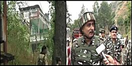 कश्मीर: आतंकियों के लिए मौत बनकर आया शनिवार, सेना ने 6 आतंकी को मार गिराया, 1 जवान शहीद