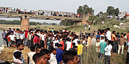 नदी में नहाने के दौरान डूबा किशोर, आक्रोशित लोगों ने मुआवजे के लिए किया सड़क जाम