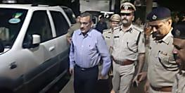 DGP गुप्तेश्वर पांडेय पहुंचे भागलपुर, काली पूजा की तैयारी को लेकर अधिकारियों के साथ की बैठक