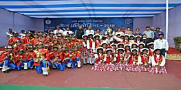 पटना में राज्यस्तरीय अंतर विद्यालय बैंड प्रतियोगिता का आयोजन...सफल प्रतिभागियों को किया गया पुरस्कृत