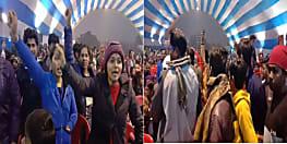 मंत्री के सामने युवा उत्सव के प्रतिभागियों का हंगामा, पक्षपात किये जाने का लगाया आरोप