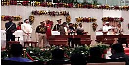 हेमंत कैबिनेट का विस्तार, जेएमएम के 5 और कांग्रेस के 2 मंत्री ने ली शपथ...