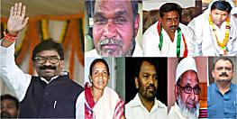 मुख्यमंत्री हेमंत सोरेन ने अपने सहयोगी मंत्रियों को मंत्री पद की शपथ लेने पर दी बधाई, कहा - टीम झारखंड एक साथ करेगी काम
