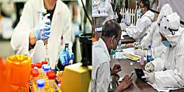 पहली बार 24 घण्टे में कोरोना ने देश में बनाया रिकॉर्ड, 149 नये मामले आए सामने पॉजिटिव मरीजों की संख्या हुई 873
