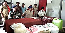 औरंगाबाद पुलिस को मिली सफलता, देशी कार्बाईंन के साथ 3 को किया गिरफ्तार
